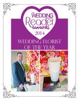 Wedding florist of the year