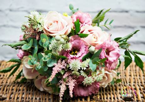 Wedding bouquets 206