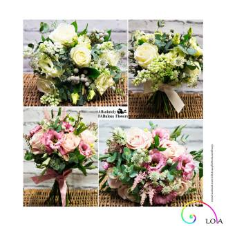 Wedding bouquets 208