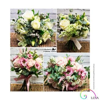 Wedding bouquets 208