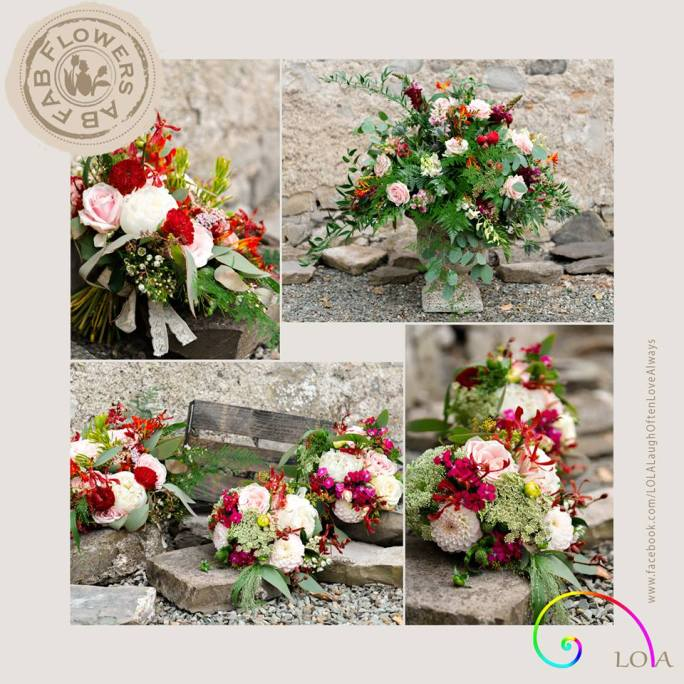 Wedding bouquets 404