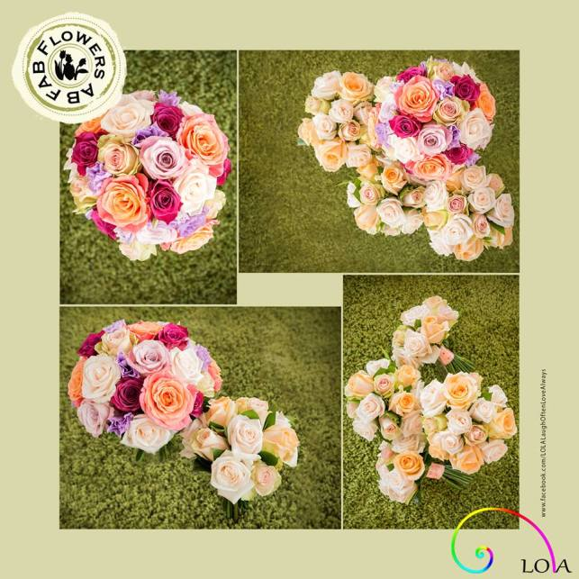 Wedding bouquets 610