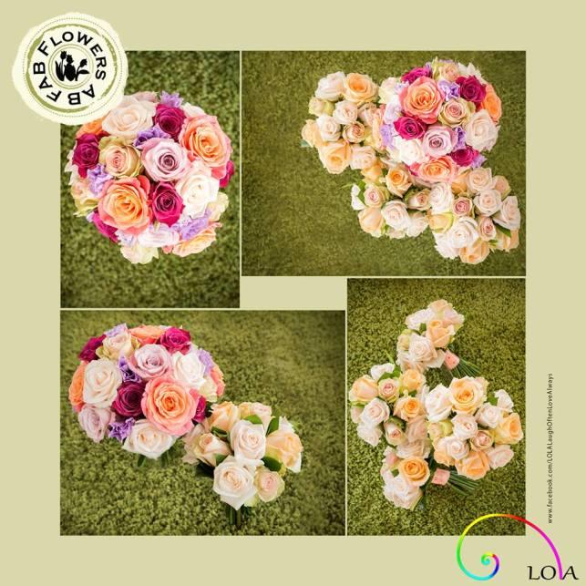 Wedding bouquets 610