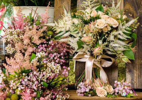 Wedding bouquets 702