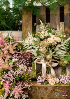 Wedding bouquets 703