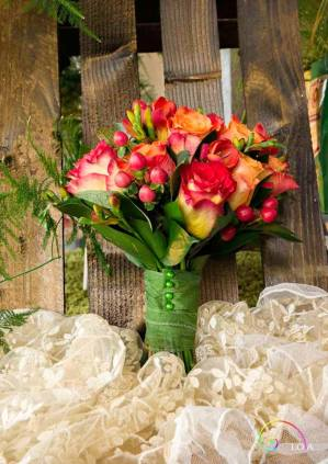 Wedding bouquets 706