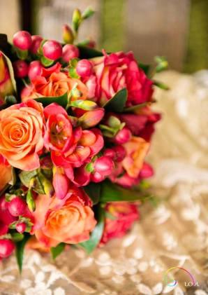 Wedding bouquets 712