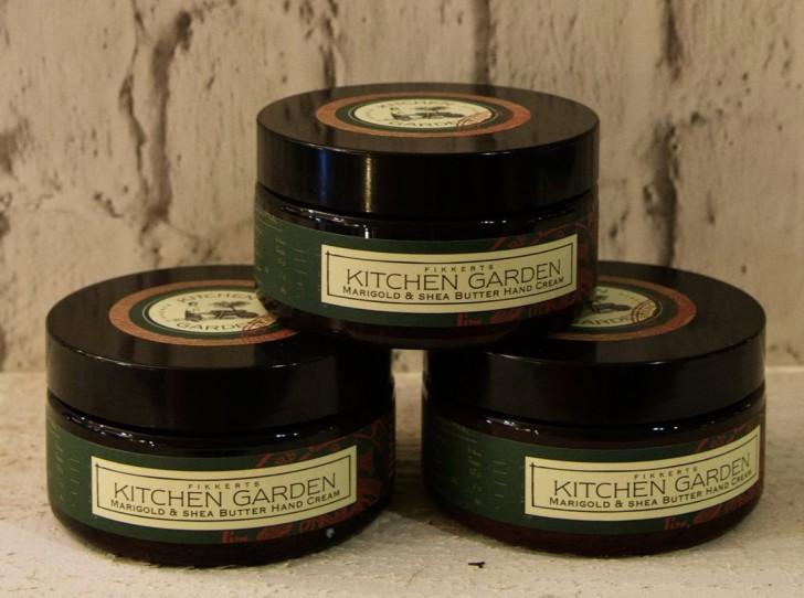 Kitchen Garden marigold & shea butter hand cream