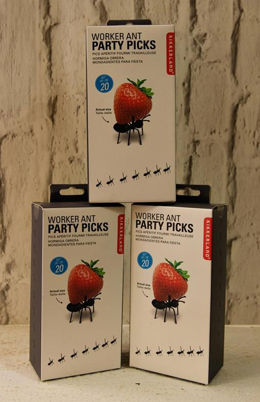 Worker ant party picks €8.95