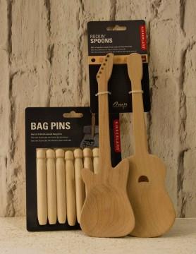 Bag pins €4.50. Rockin spoons €16.25